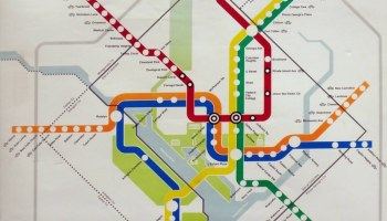 1977 Mta Subway Map.Transit Maps Fantasy Map New York Subway Map In The Style Of