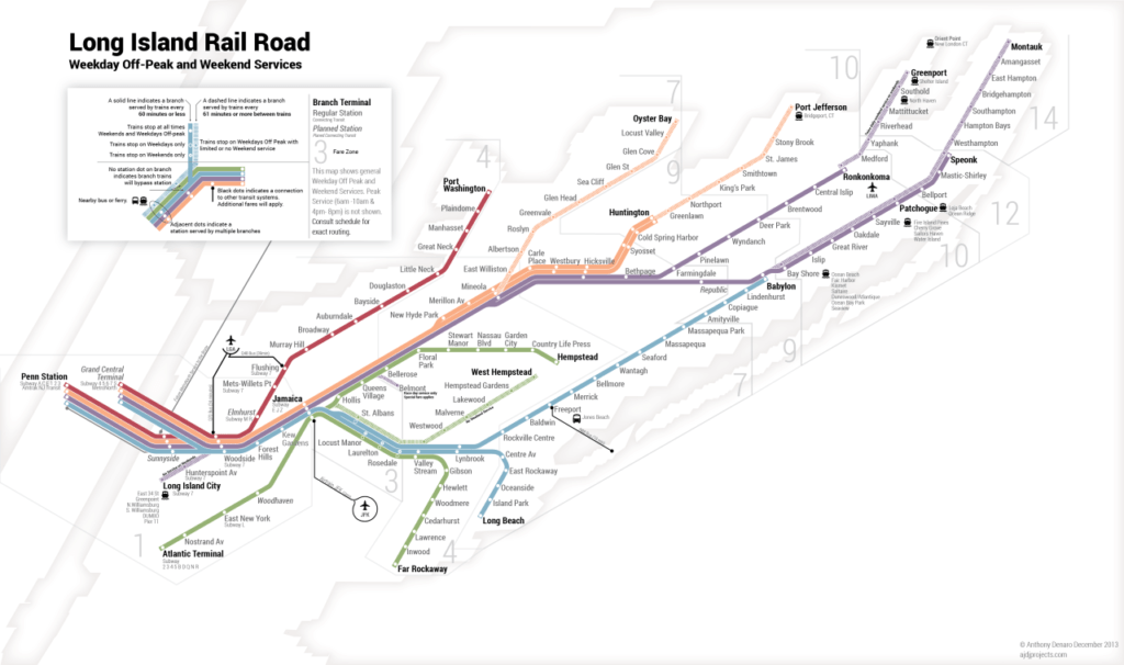 Transit Maps: Submission – Unofficial/Future Map: Long Island Rail ...