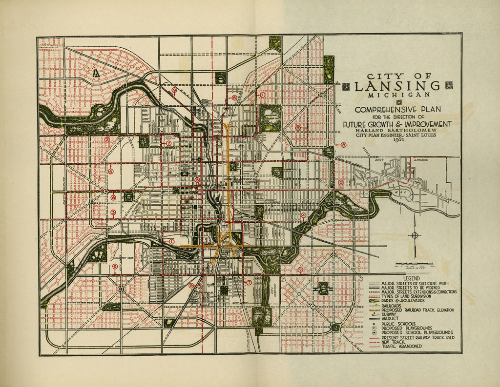 """Transit Maps: Historical Map: """"Future Growth and Improvement"""" Map ..."""