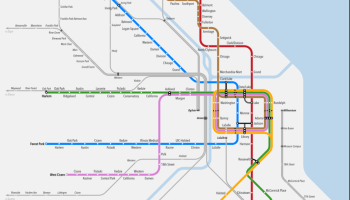 Transit Maps: Submission – Unofficial Map: Metra Commuter ...