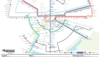 Transit Maps Official Map Milan Metro And Suburban Rail Service 2012