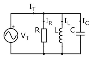 Parallel RLC Circuit Impedance Calculator, Electrical, RF