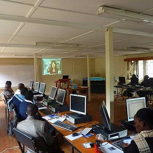 Training translators in Kenya