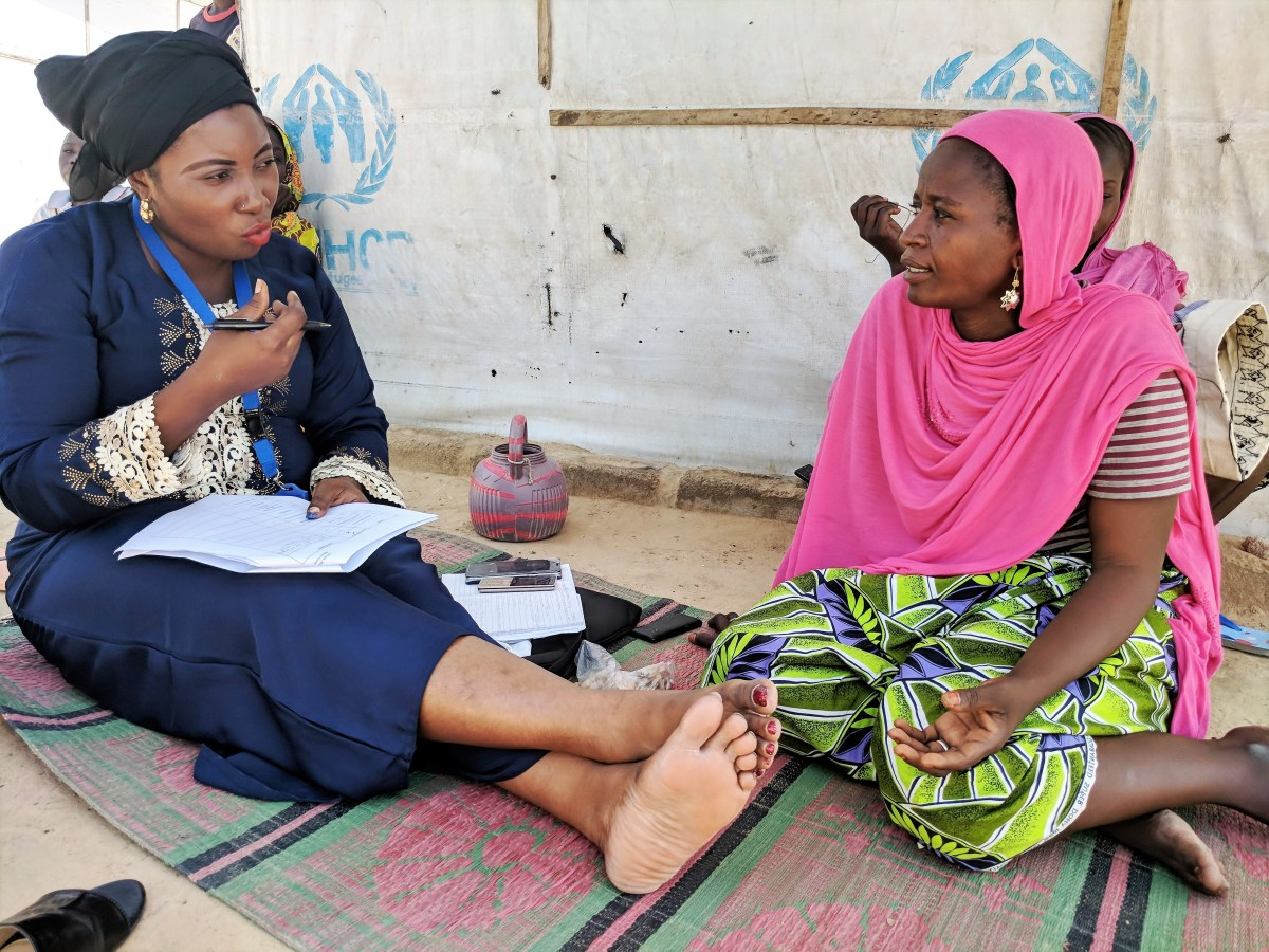 Translating mental health — finding language solutions in northeast Nigeria