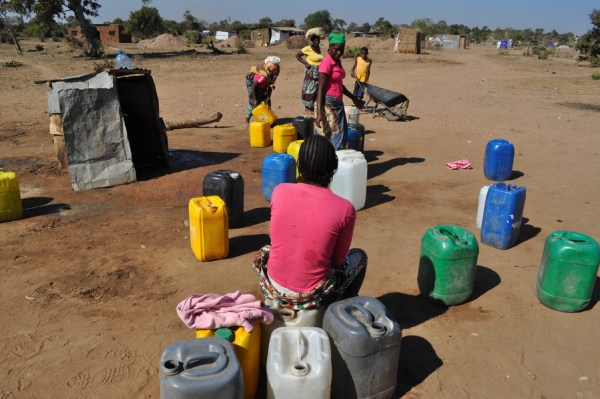 IOM response to Cyclone Idai, Beira, Mozambique