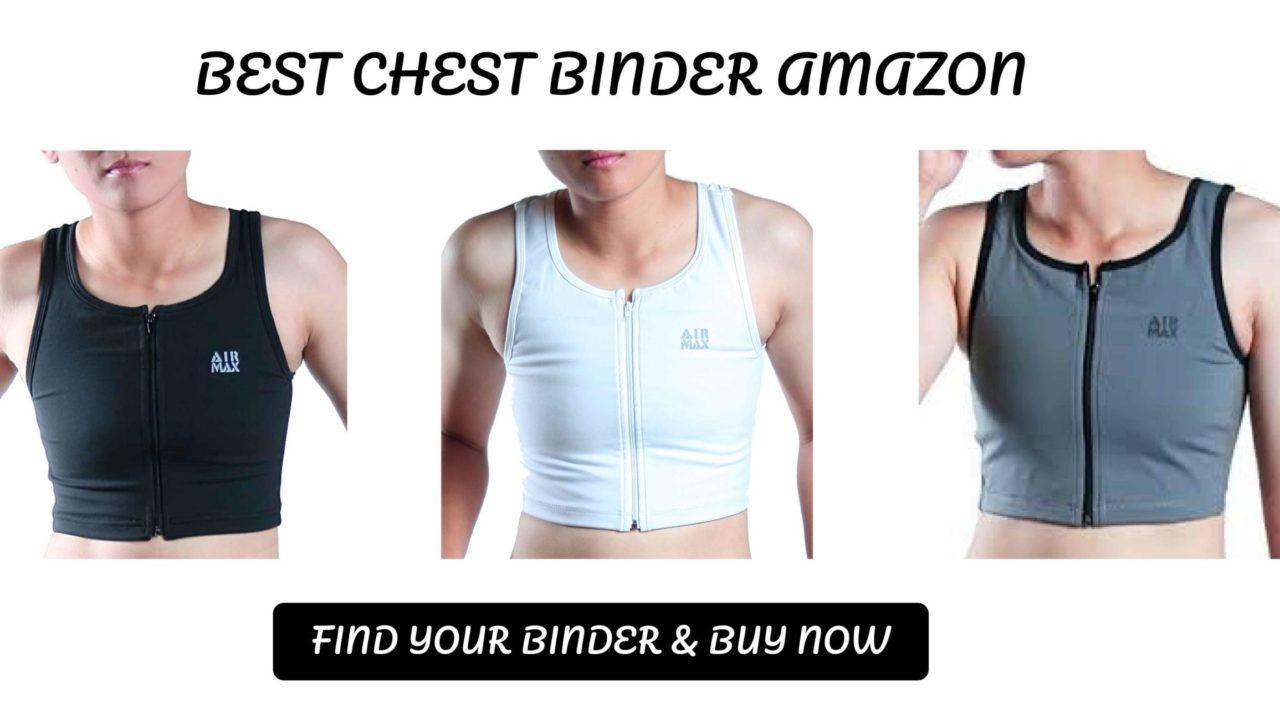 chest binder amazon