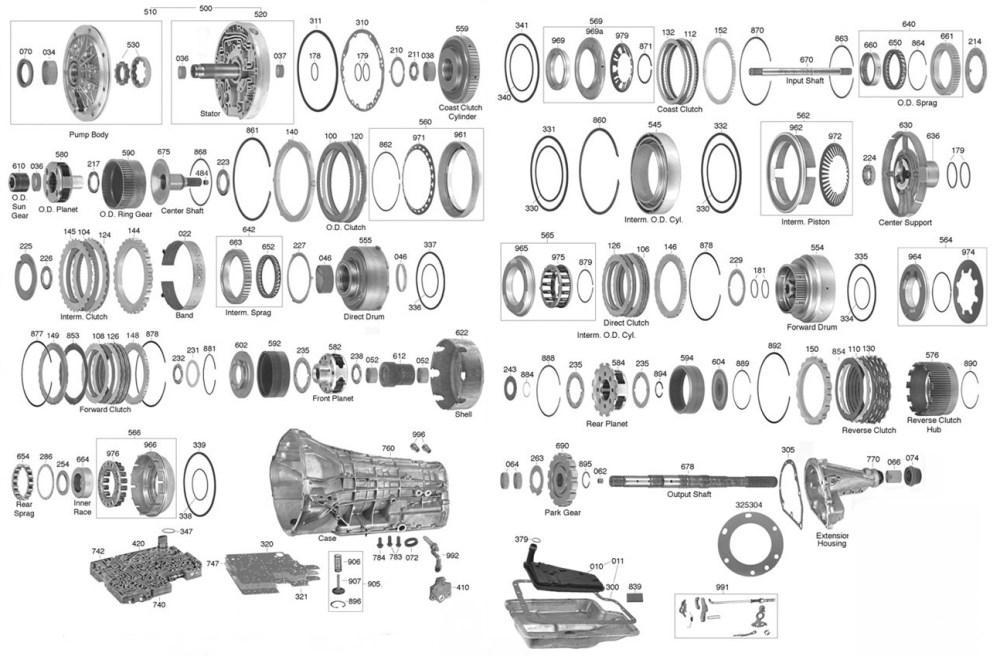 medium resolution of ford 5r110w transmission problems ford 5r110w wiring
