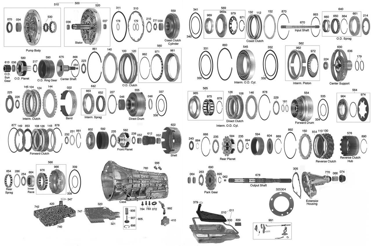 hight resolution of ford 5r110w transmission problems ford 5r110w wiring