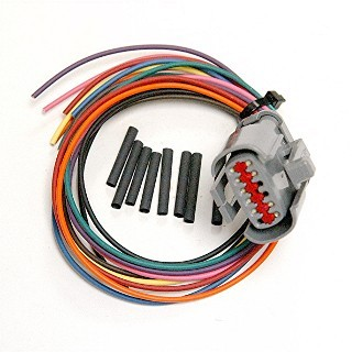 E40D Transmission Solenoid Wire Harness Repair E40D Transmission