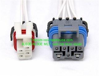 4l60e Transmission Internal Wire Harness 4l60e External Wiring