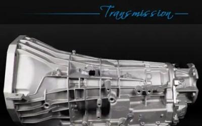 Ford 5R110W TorqShift 5-Speed Automatic Transmission