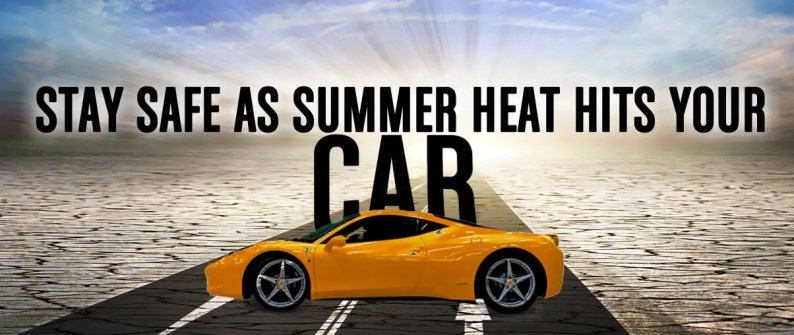 3 Summer Driving Safety Tips