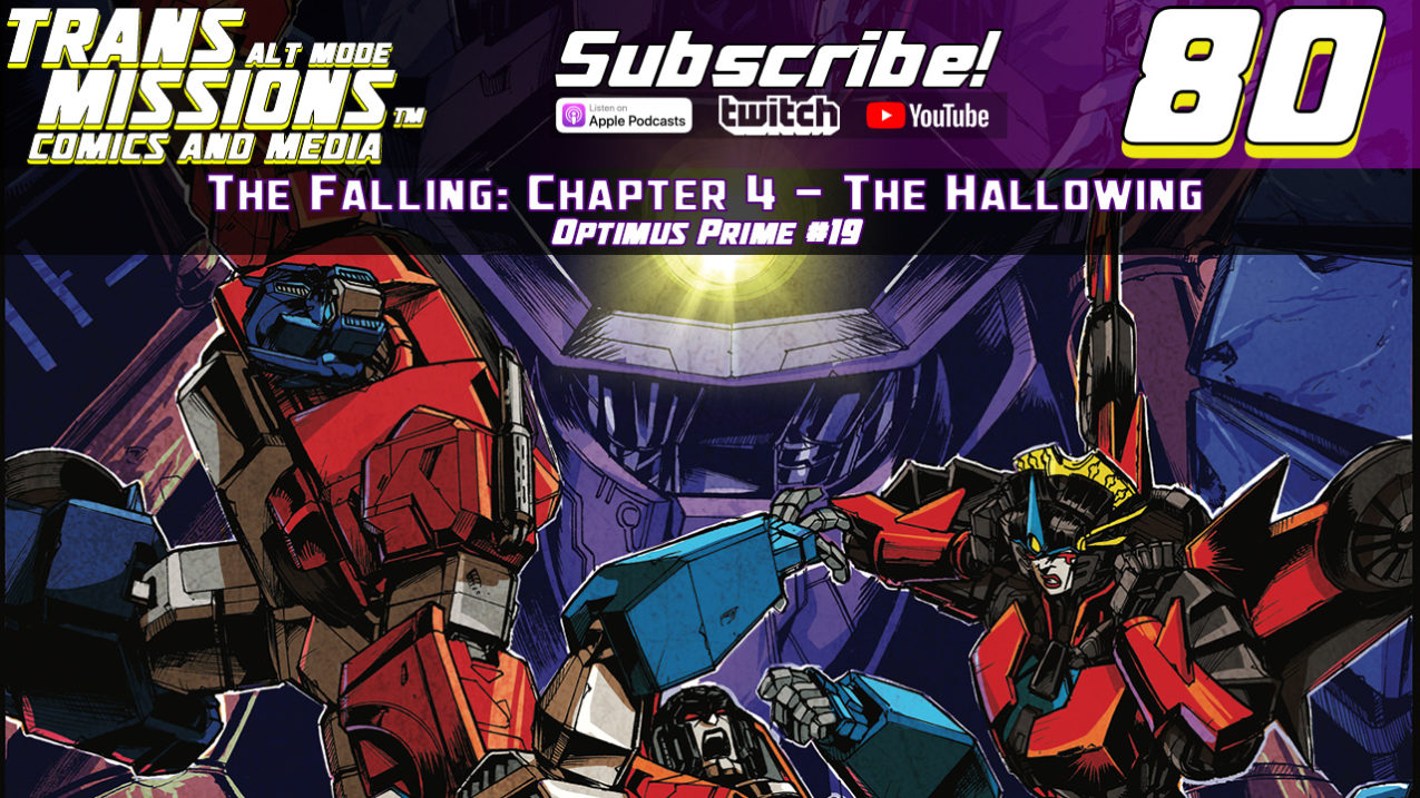 alt mode episode 80 - the falling: chapter 4 - the hallowing