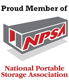 national portable storage association member