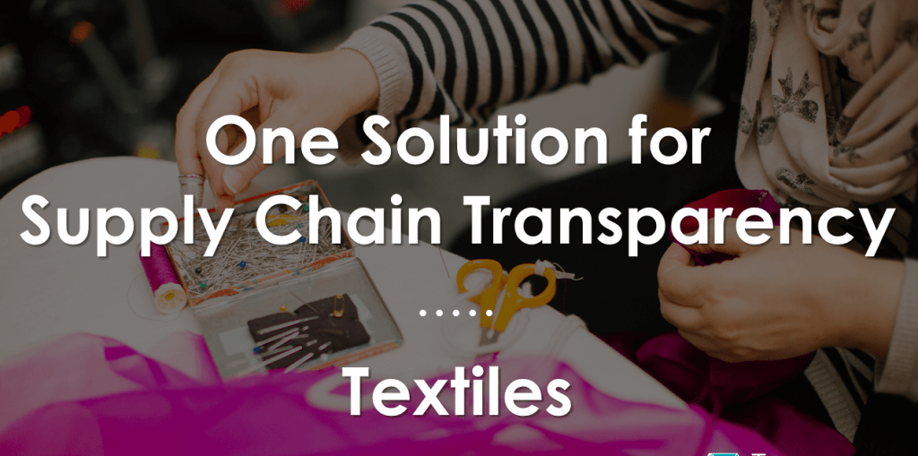 textile supply chain transparency