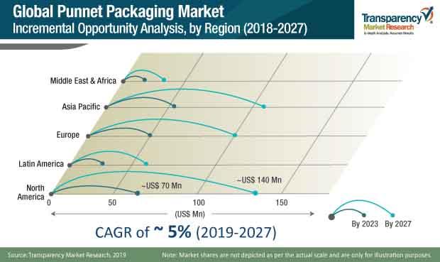 punnet packaging market share
