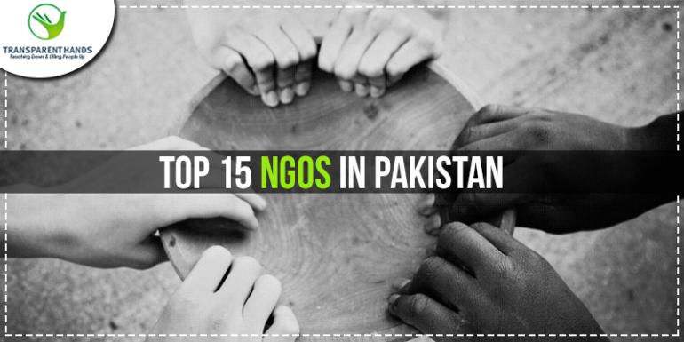Top 15 NGOs in Pakistan