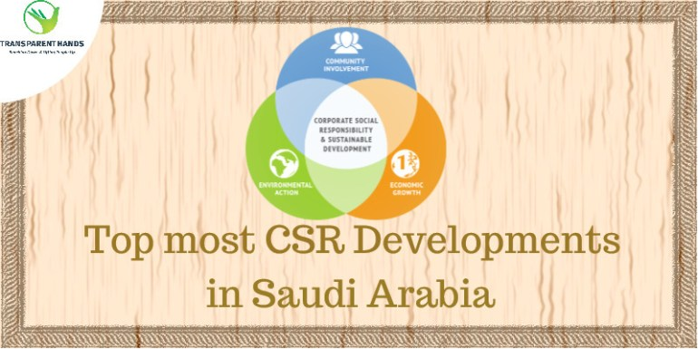 Top most CSR Developments in Saudi Arabia