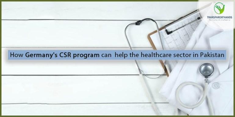 How Germany's CSR Program Pakistan