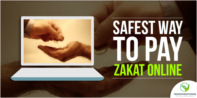 Safest Way To Pay Zakat Online