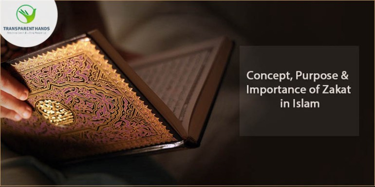 Concept, Purpose, and Importance of Zakat in Islam