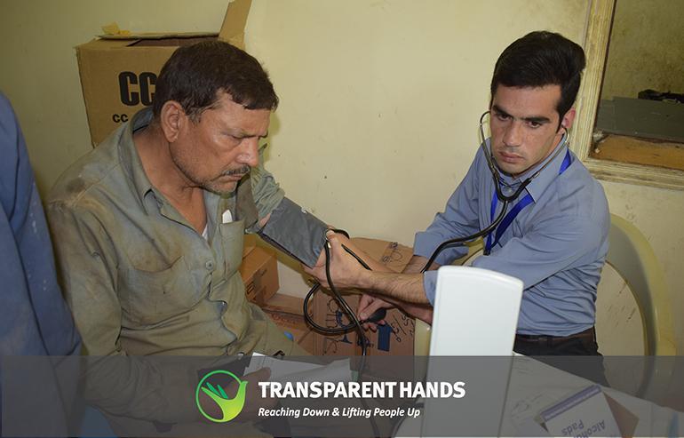 Medical Camp in Narowal