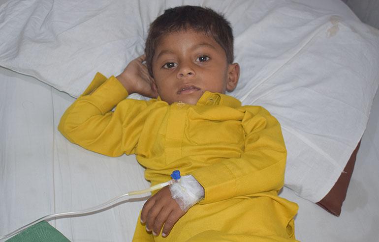 Muhammad Ramzan Anorectal Malformation