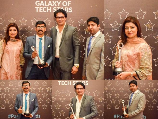 CSR awards winner transparent hands