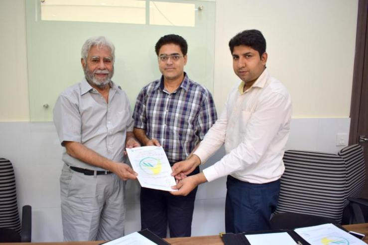 Transparent Hands has Collaborated with Noor Medicare Hospital