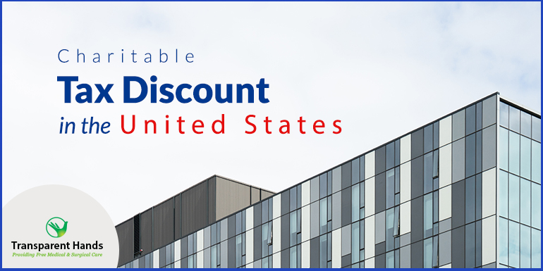 Charitable Tax Discount in the United States
