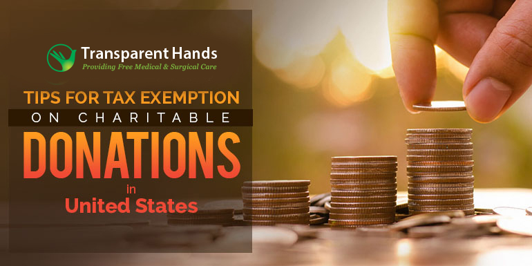 Tips for Tax Exemption on Charitable Donations in United States