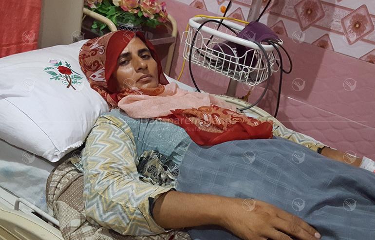 Shahida Tariq kidney stones