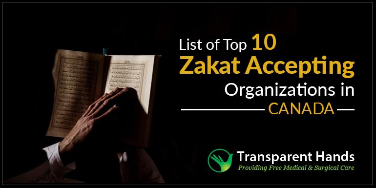 zakat accepting organizations in canada top 10 in canada zakat accepting organizations in canada