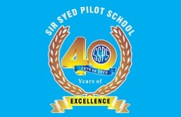 Sir Syed Pilot High School logo
