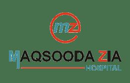 maqsooda zia hospital logo