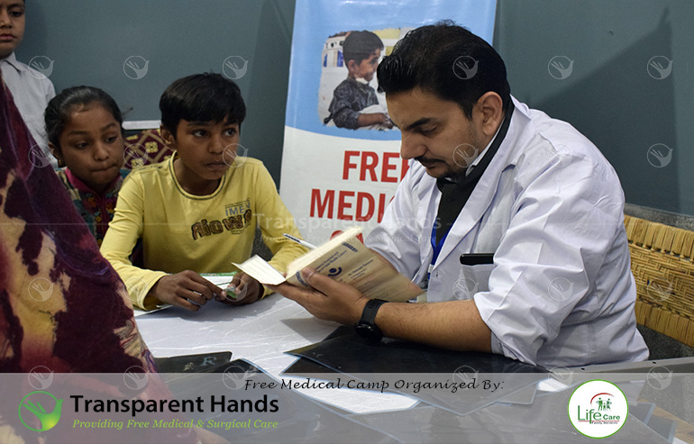 Medical Camps in Mian Channu