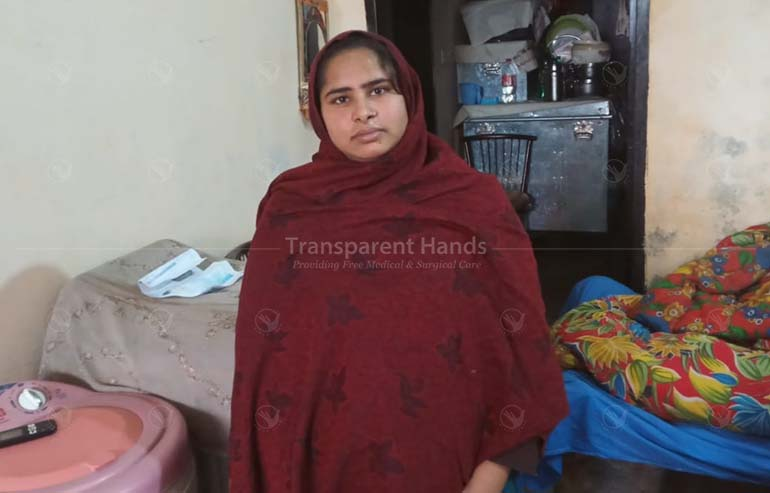 Donate to Ramzana Imran for Her C-Section