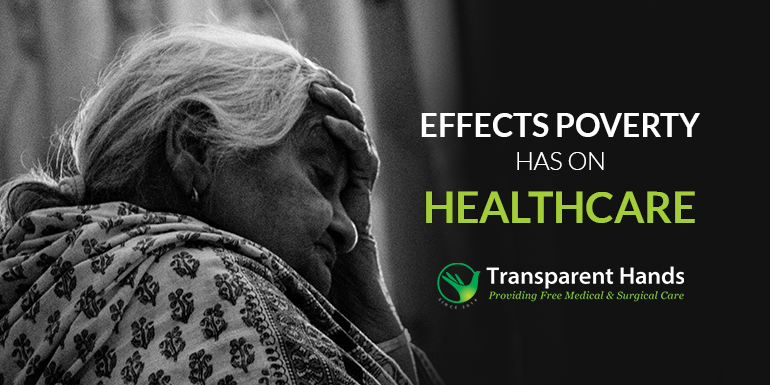 Effects Poverty Has on Healthcare