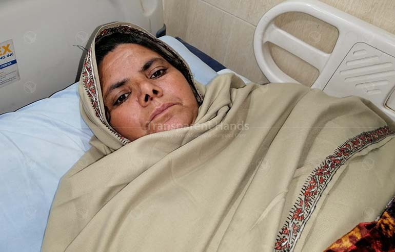 Kausar Parvin's Hysterectomy Was a Success