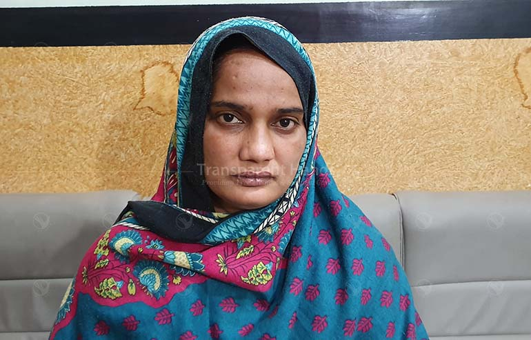 Donate to Zareena Bibi for Her Appendectomy