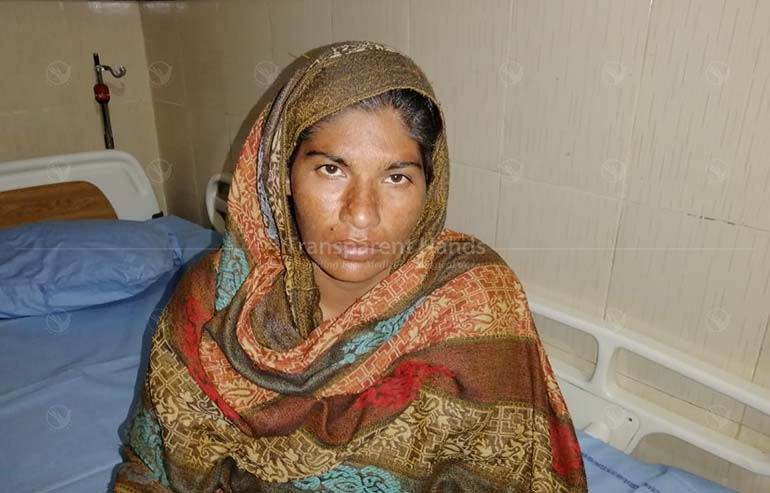 Rukhsana Bibi has fully recovered