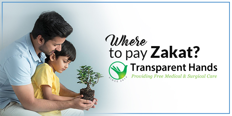 Where to pay Zakat