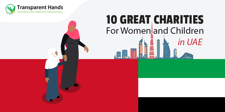 Charities for Women and Children in the UAE