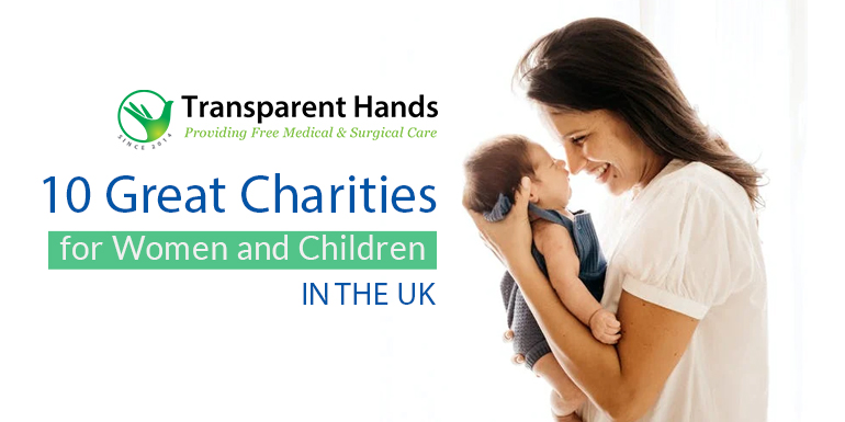 Charities for Women and Children in the UK