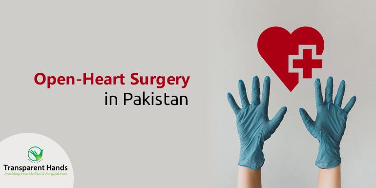 open-heart surgery in Pakistan