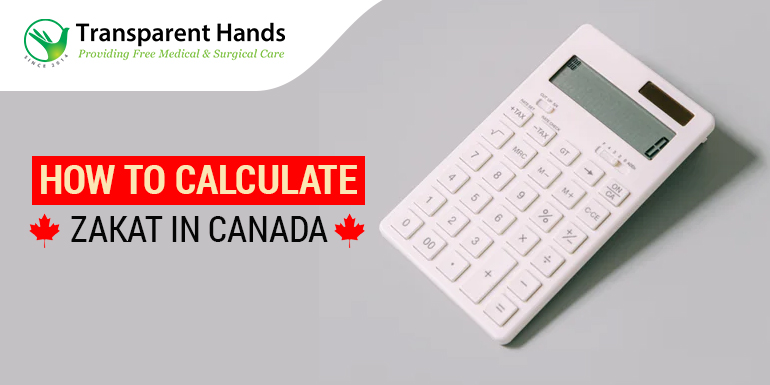 How to Calculate Zakat in Canada