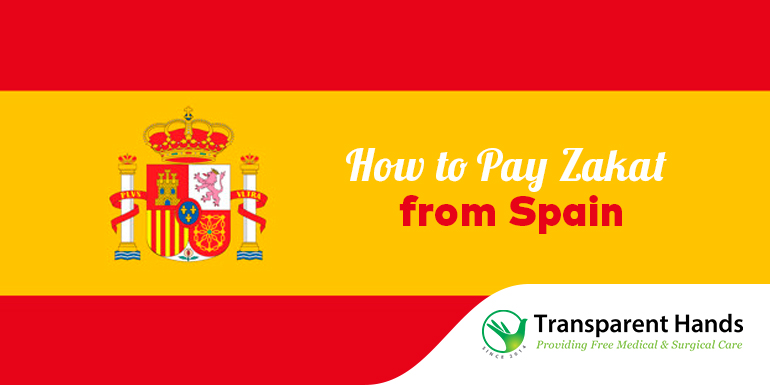 How to Pay Zakat From Spain