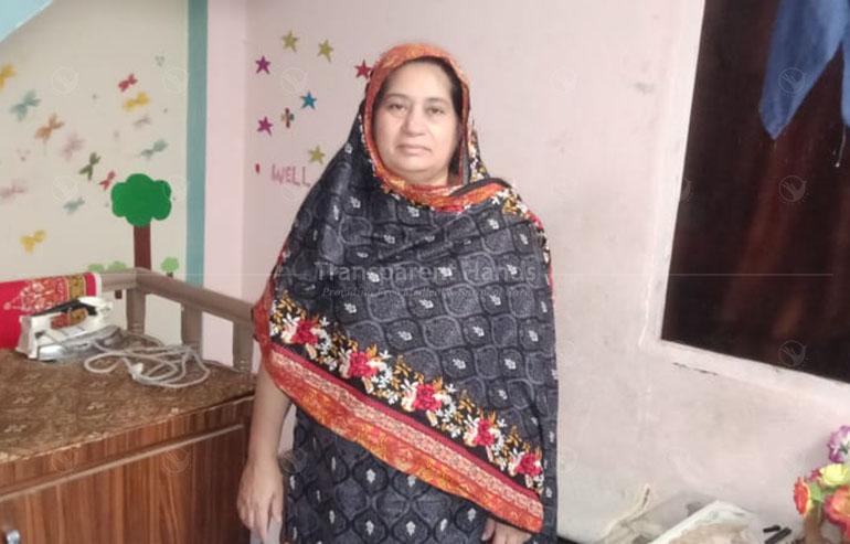 Fozia Rasheed