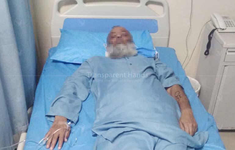 kidney pain Nazakat Ali