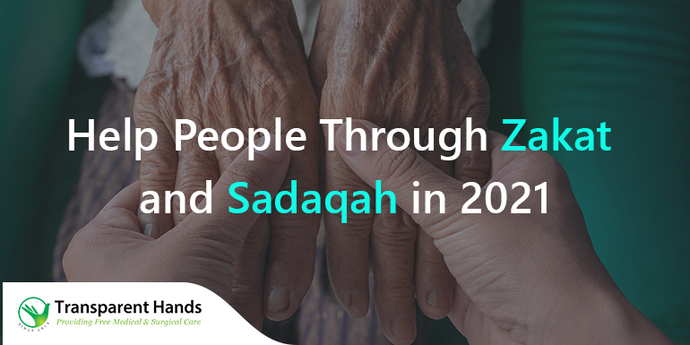Zakat and Sadaqah in 2021